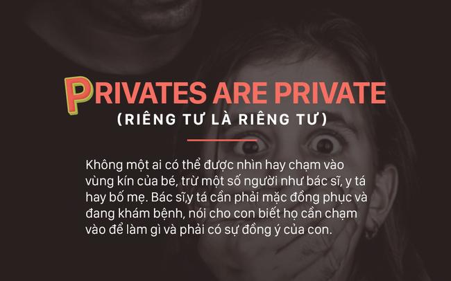 Nguyên tắc cha mẹ cần dạy con ngay lập tức để tránh bị xâm hại tình dục - Ảnh 2.