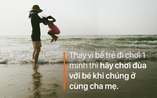 8 hành động yêu thương trẻ chúng ta cần sửa để không khiến bố mẹ của bé lo lắng - Ảnh 4.