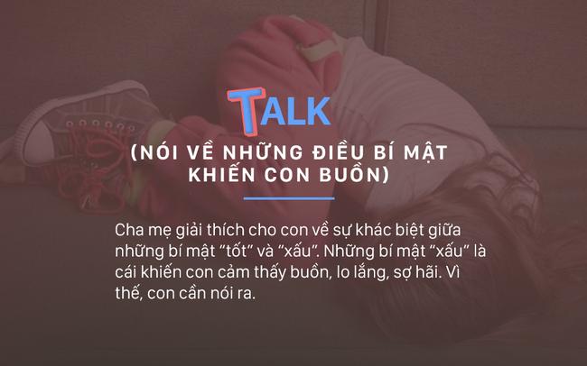 Nguyên tắc cha mẹ cần dạy con ngay lập tức để tránh bị xâm hại tình dục - Ảnh 5.