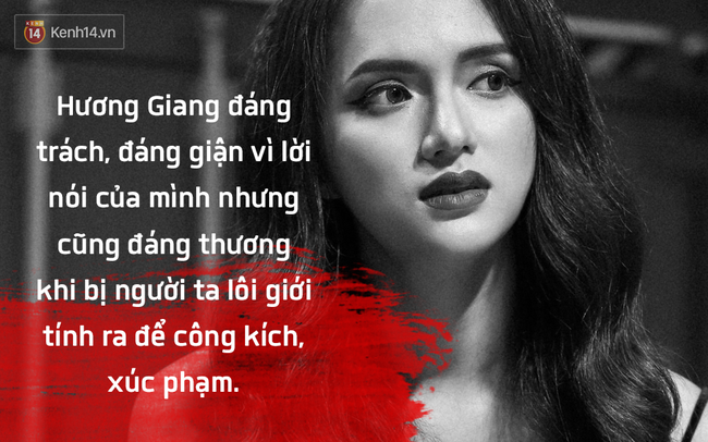 Hương Giang Idol bị miệt thị giới tính sau câu nói xúc phạm nghệ sĩ Trung Dân: Đứng về lẽ phải, nhưng hãy trân trọng con người! 2