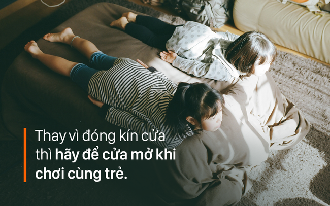8 hành động yêu thương trẻ chúng ta cần sửa để không khiến bố mẹ của bé lo lắng - Ảnh 5.