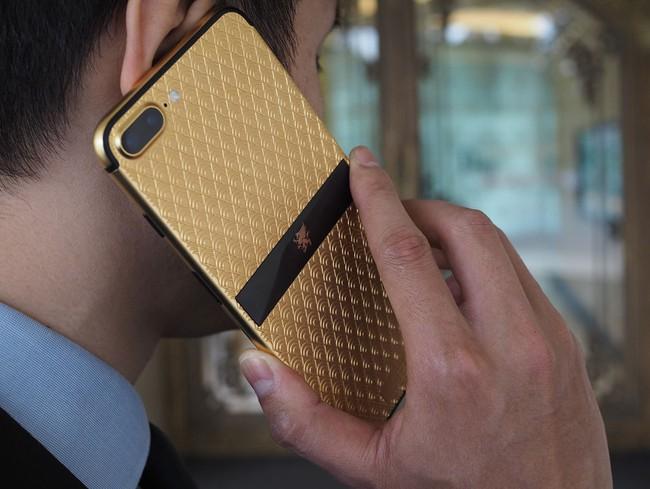 Đây là 6 chiếc iPhone 7/7 Plus xa xỉ khiến ai cũng thèm nhỏ dãi - Ảnh 3.