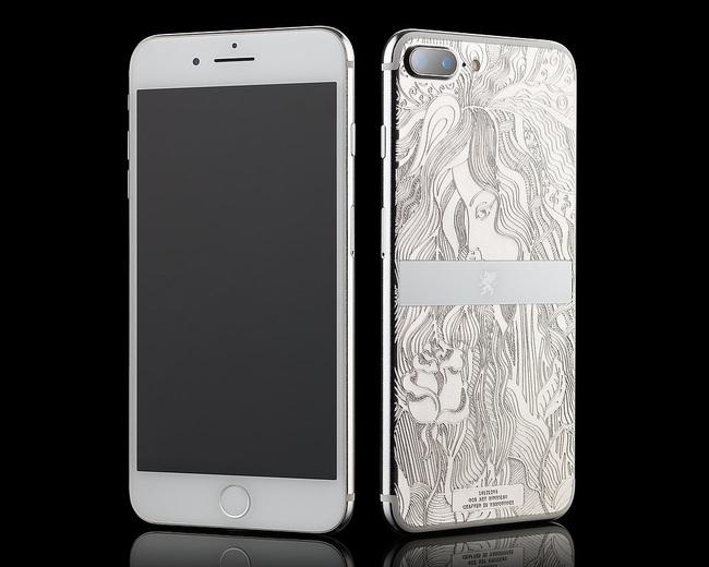Đây là 6 chiếc iPhone 7/7 Plus xa xỉ khiến ai cũng thèm nhỏ dãi - Ảnh 4.