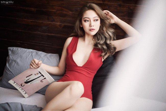 Hậu chia tay, bạn gái cũ của Lê Hiếu lột xác để thi The Face Vietnam! - Ảnh 5.