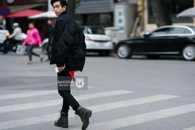 Ngắm street style đơn giản, năng động nhưng thừa độ chất và nổi bần bật của giới trẻ 2 miền - Ảnh 6.