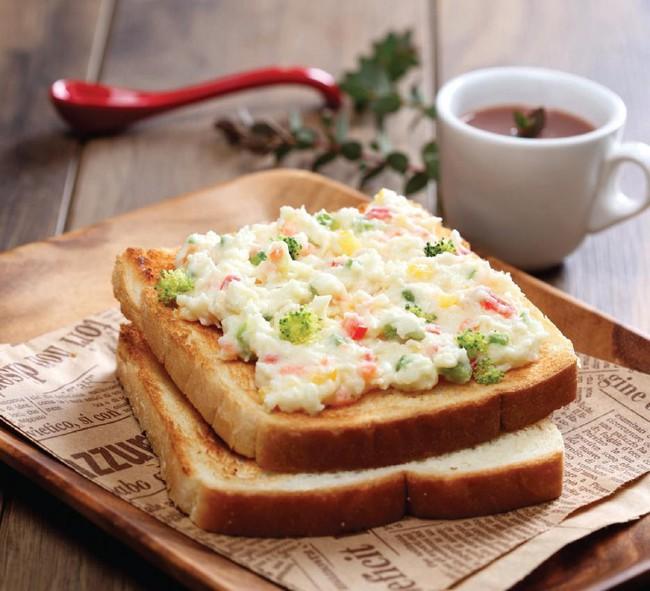 Bạn sẽ không muốn bỏ qua bữa sáng nếu được thưởng thức món bánh mì ngon đẹp như này đâu - Ảnh 9.