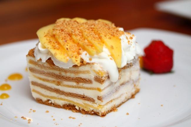 Công thức bánh xoài lạc trôi dễ ợt mà ngon không tưởng - Ảnh 8.