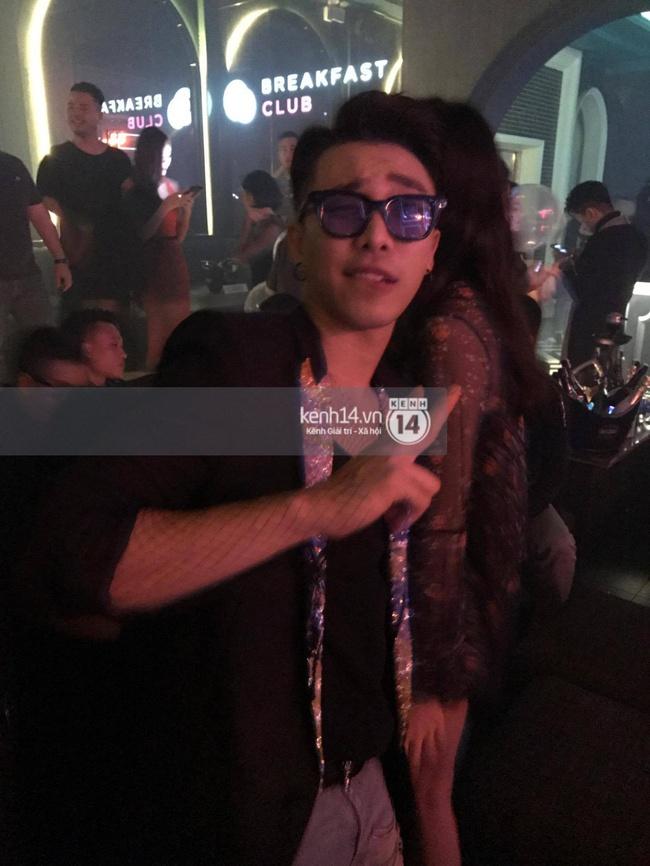 VJ kiêm DJ Seungri quẩy hết mình cùng dàn sao Việt tại bar - Ảnh 16.