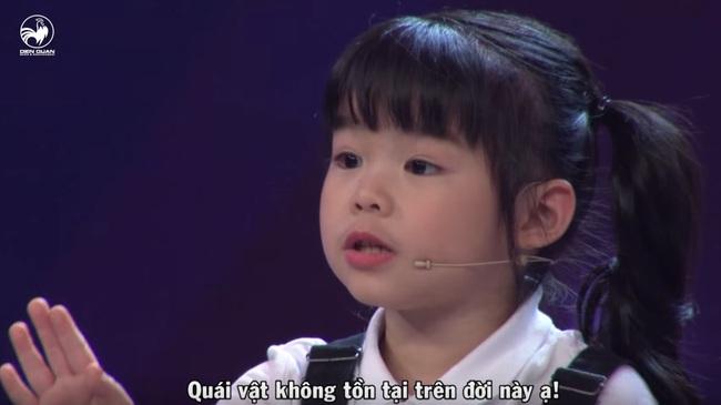 Cô bé 5 tuổi nói tiếng Anh như gió, phát âm cực chuẩn trong Biệt tài tí hon là ai? - Ảnh 2.
