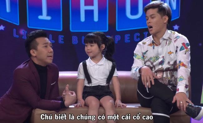 Cô bé 5 tuổi nói tiếng Anh như gió, phát âm cực chuẩn trong Biệt tài tí hon là ai? - Ảnh 3.