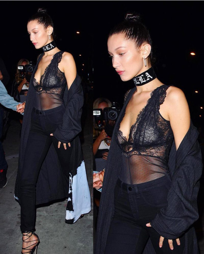 Kendall, Gigi, Bella: Thế hệ siêu mẫu mới hay những nàng chân dài chỉ... hở là giỏi? - Ảnh 5.