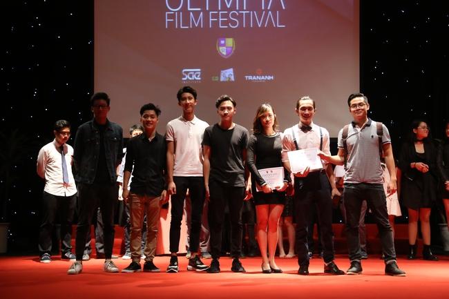 Đã tìm ra đoàn làm phim học sinh chiến thắng trong Olympia Film Festival 2017 - Ảnh 9.