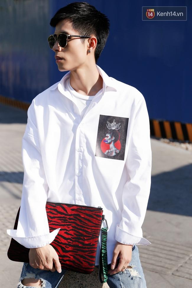 Street style giới trẻ Việt: Trendy đã cả mắt với toàn những item độc - Ảnh 14.