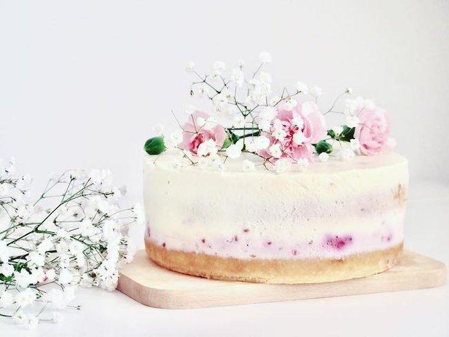 15 chiếc bánh kem hoa cỏ mùa xuân đạt tới đỉnh cao của nghệ thuật nấu nướng - Ảnh 13.