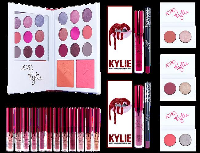 Có tín đồ làm đẹp nào lại không chảy nước miếng trước BST Valentine quá hoành tráng của Kylie Cosmetics cho được! - Ảnh 3.