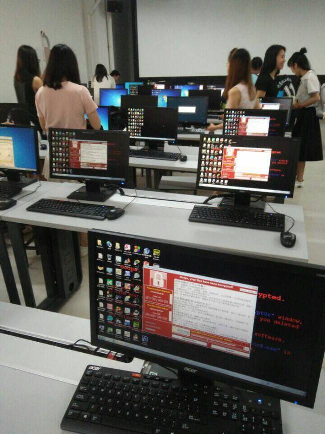 Các máy ATM tại Trung Quốc đã dính cuộc tấn công tống tiền qua mạng lớn nhất lịch sử - Ảnh 4.