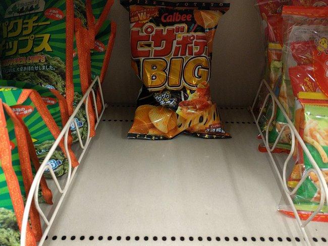 Khủng hoảng snack ở Nhật, người dân tranh giành từng gói khoai tây chiên - Ảnh 7.