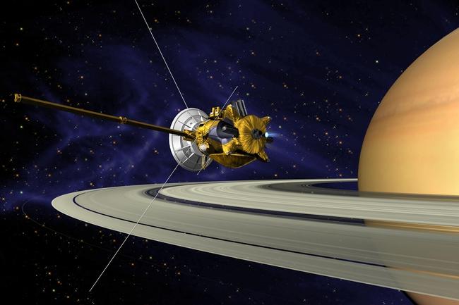 Tàu thăm dò Cassini