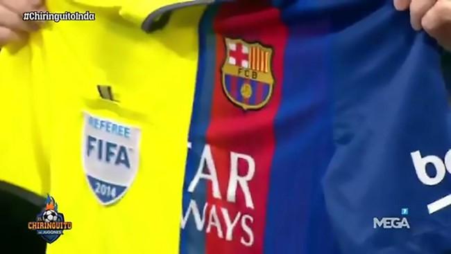 Barca bị mỉa mai trên sóng truyền hình ở một tầm cao mới - Ảnh 2.