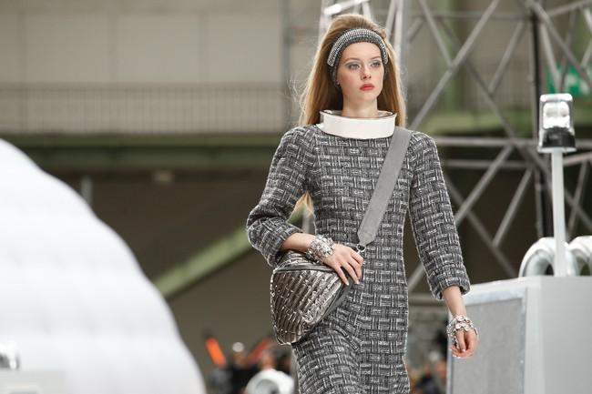 Dior không lọt top những BST xuất sắc nhất Tuần lễ thời trang Paris của Vogue - Ảnh 2.
