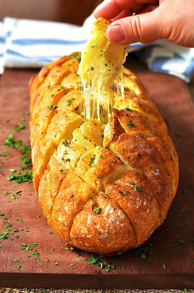 Bánh mì kéo phô mai - món snack mới hấp dẫn không thể bỏ qua - Ảnh 6.