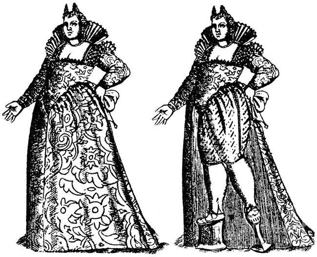 Giày cao gót 15 - 20cm đã là gì, quý cô thời xưa từng đi những đôi cao tới 60 phân cơ - Ảnh 3.
