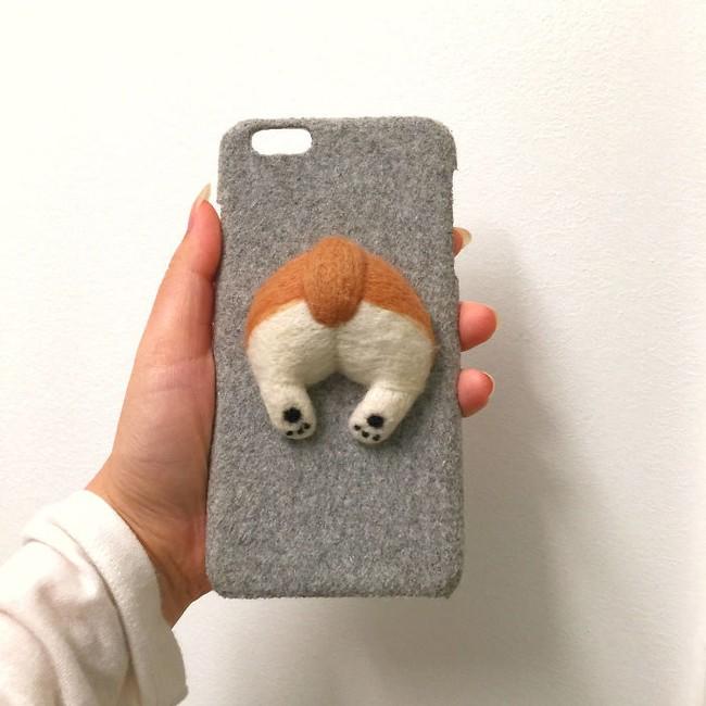 Muốn có một chiếc ốp điện thoại gắn mông thú cute này quá! - Ảnh 3.