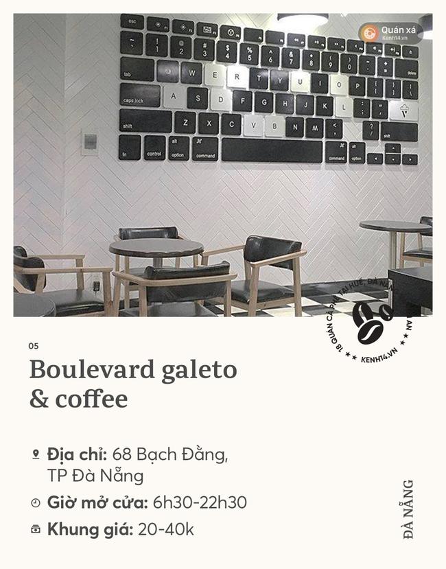 Cẩm nang những quán cà phê cực xinh cho ai sắp đi Huế - Đà Nẵng - Hội An - Ảnh 20.
