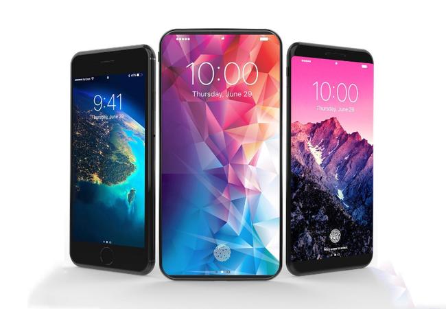 Đây sẽ là chiếc iPhone 8 đẹp nhất bạn từng thấy - Ảnh 1.