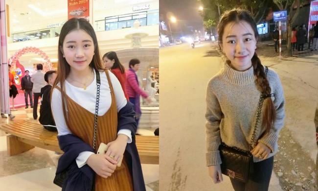 Nữ sinh Lào 19 tuổi cực xinh và nổi bật trong cuộc thi Hoa khôi Đại học Tây Bắc - Ảnh 2.