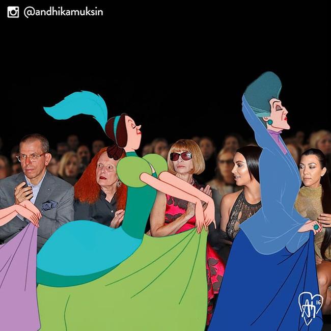 Một ngày theo chân các công chúa, hoàng tử nhà Disney - Ảnh 7.