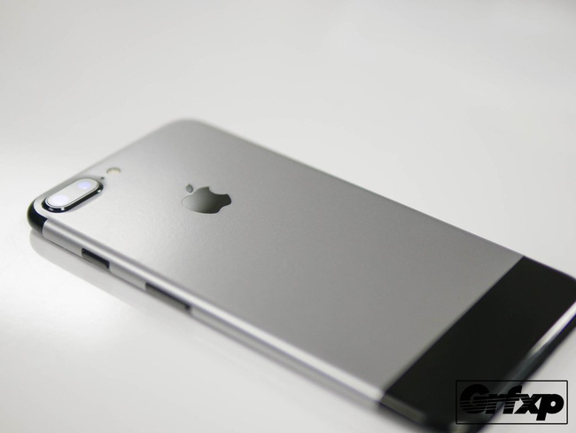 Ai cũng sẽ muốn có một chiếc iPhone chất thế này - Ảnh 2.