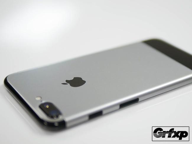 Ai cũng sẽ muốn có một chiếc iPhone chất thế này - Ảnh 4.