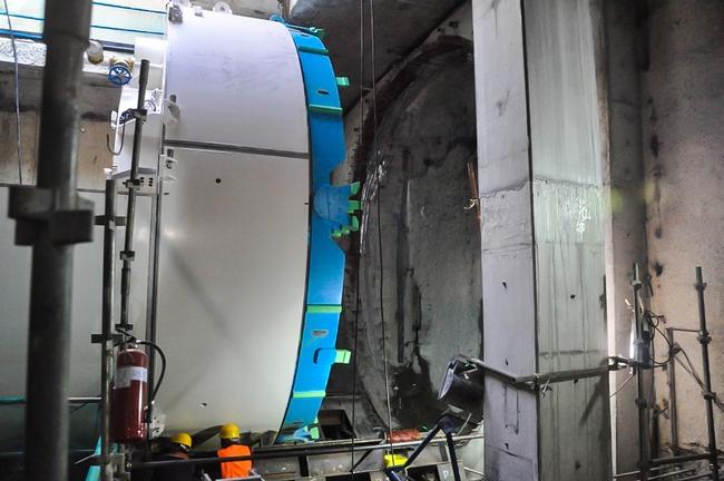 Cận cảnh robot siêu khủng, hiện đại nhất thế giới sẽ đào gần 800m đường hầm cho Metro Sài Gòn - Ảnh 5.