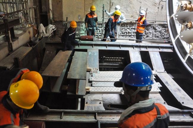 Cận cảnh robot siêu khủng, hiện đại nhất thế giới sẽ đào gần 800m đường hầm cho Metro Sài Gòn - Ảnh 3.