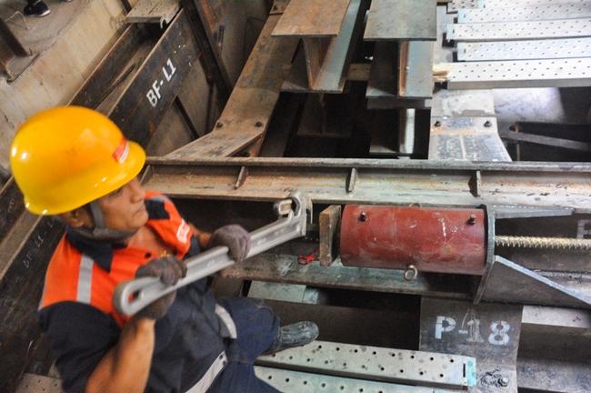 Cận cảnh robot siêu khủng, hiện đại nhất thế giới sẽ đào gần 800m đường hầm cho Metro Sài Gòn - Ảnh 15.
