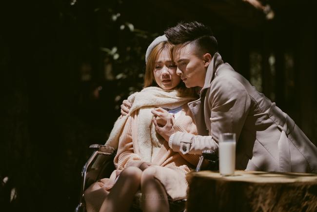Cao Thái Sơn hóa bad boy trong MV đậm chất drama - ảnh 8