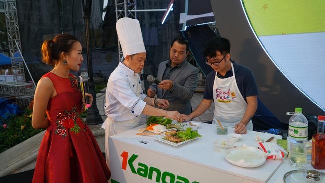 Có gì tại Lễ hội văn hóa ẩm thực lớn nhất Hà Nội - Food Fest 2017? - Ảnh 13.