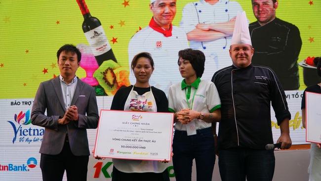 Có gì tại Lễ hội văn hóa ẩm thực lớn nhất Hà Nội - Food Fest 2017? - Ảnh 14.