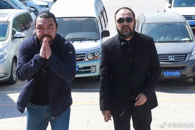 Tôn Ngộ Không, Trư Bát Giới cùng dàn sao Tây Du Ký ngậm ngùi trong tang lễ đạo diễn Dương Khiết - Ảnh 9.