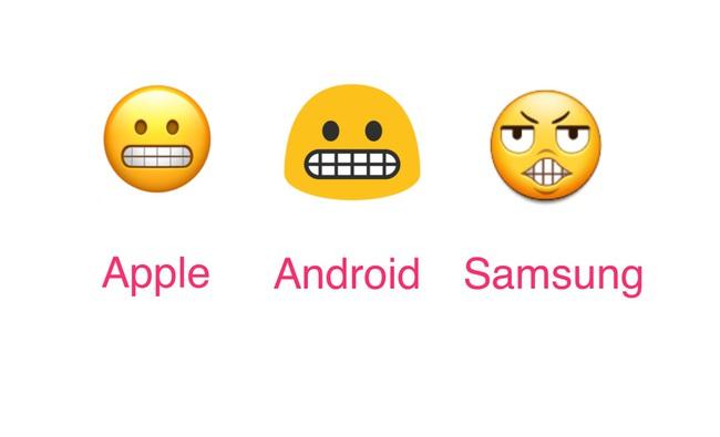 Dùng iPhone mà gửi emoji này cho máy Samsung sẽ nhận cái kết đắng lòng - Ảnh 2.
