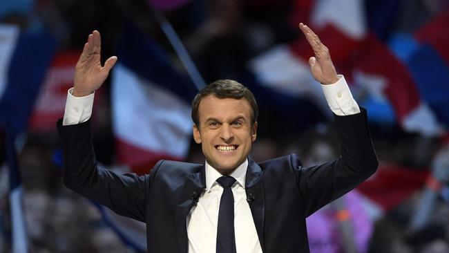 10 điều chưa biết về tân Tổng thống Pháp Emmanuel Macron - Ảnh 5