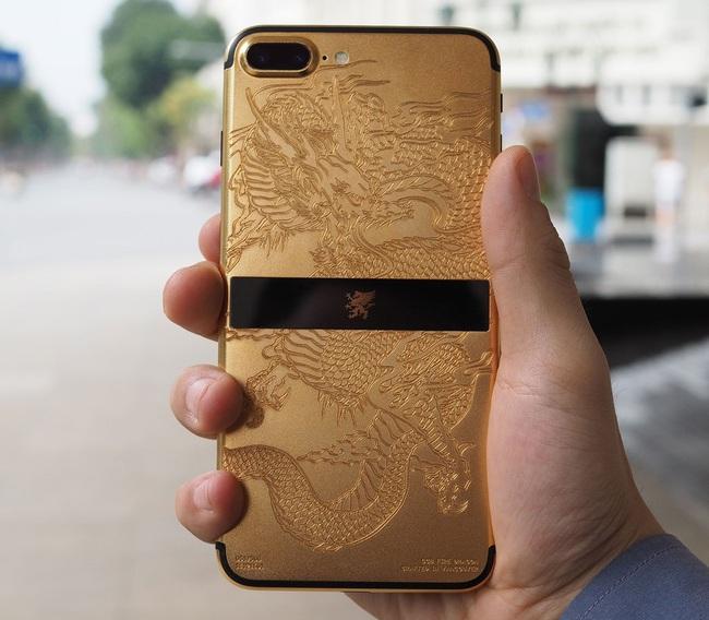 Đây là 6 chiếc iPhone 7/7 Plus xa xỉ khiến ai cũng thèm nhỏ dãi - Ảnh 7.