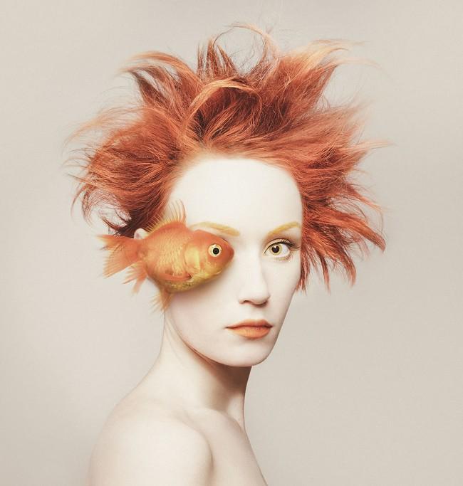 Con người và động vật xuất hiện cùng nhau trong bộ ảnh ghép mắt tuyệt đẹp - Ảnh 17.