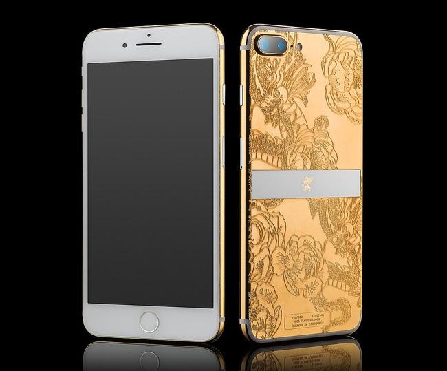 Đây là 6 chiếc iPhone 7/7 Plus xa xỉ khiến ai cũng thèm nhỏ dãi - Ảnh 10.