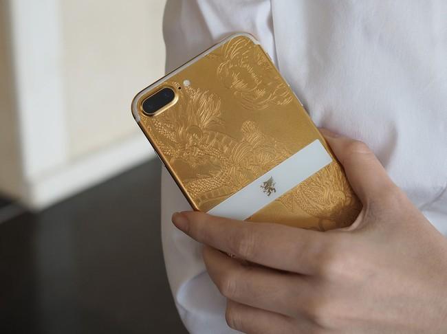 Đây là 6 chiếc iPhone 7/7 Plus xa xỉ khiến ai cũng thèm nhỏ dãi - Ảnh 11.