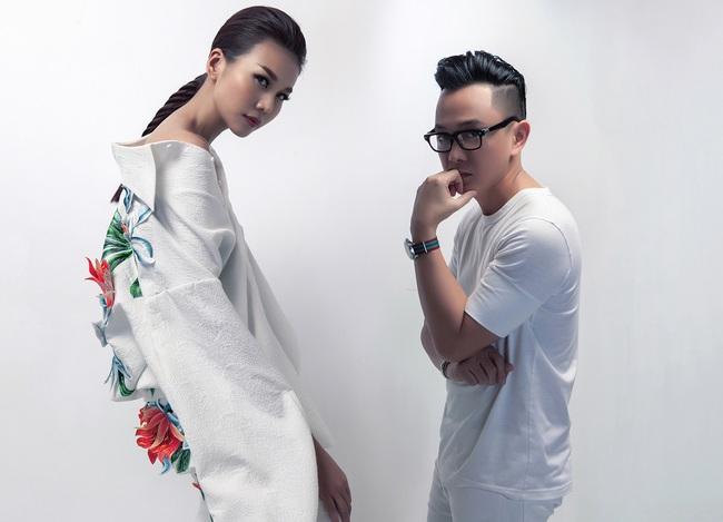 Siêu mẫu Thanh Hằng trở thành Em Hoa của NTK Công Trí! - Ảnh 1.
