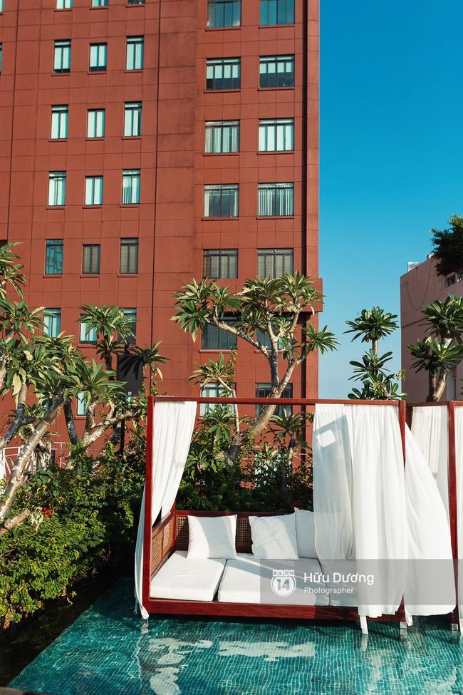 Có gì hay ở The Myst - khách sạn mới toanh đẹp không góc chết đang được giới trẻ Sài Gòn check in liên tục? - Ảnh 19.