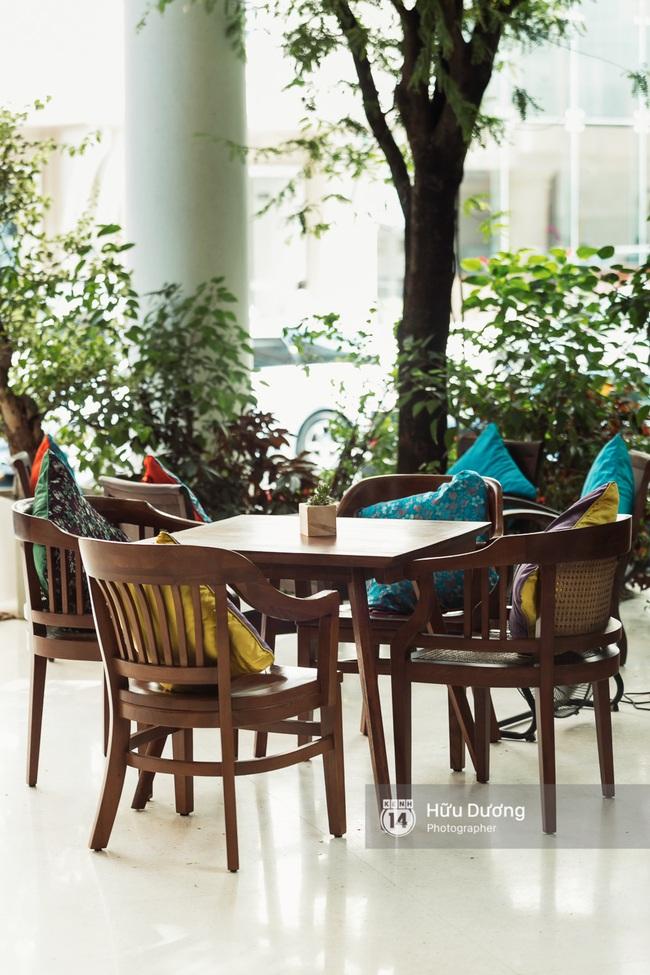 Có gì hay ở The Myst - khách sạn mới toanh đẹp không góc chết đang được giới trẻ Sài Gòn check in liên tục? - Ảnh 5.