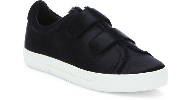 Điểm mặt 5 mẫu giày thể thao satin đẹp không kém giày mới ra mắt của Zara - Ảnh 3.